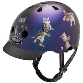 Nutcase Street Helmet Kids, space cats